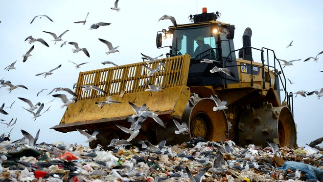 Santa Rosa County Central Landfill is considering raising rates since they haven't been adjusted in nearly 20 years.