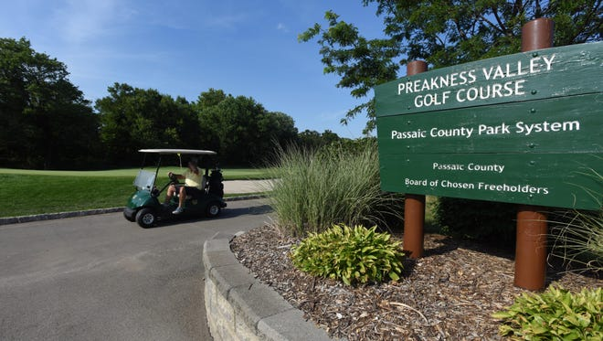 Preakness Valley Golf Course.