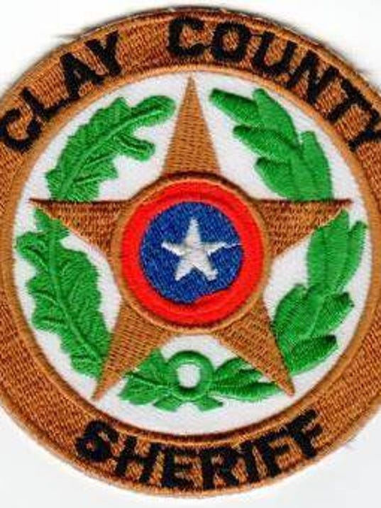 Clay County Sheriff's Office emblem