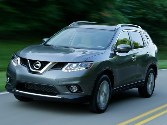 Nissan Rogue prices unchanged on 2015 models