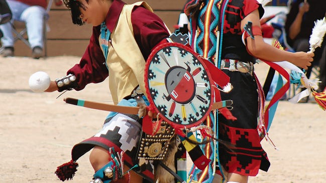 The public is invited to the Comanche Boyz alcohol and drug-free powwow Dec. 31.