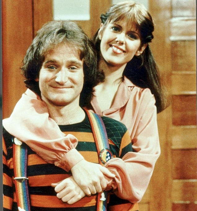 Reunion ahead: Remembering the days of 'Mork & Mindy'