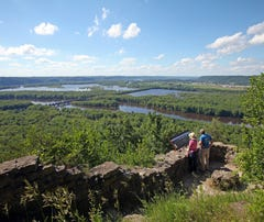 Visit 15 of Wisconsin's best state parks on this 9-day road trip