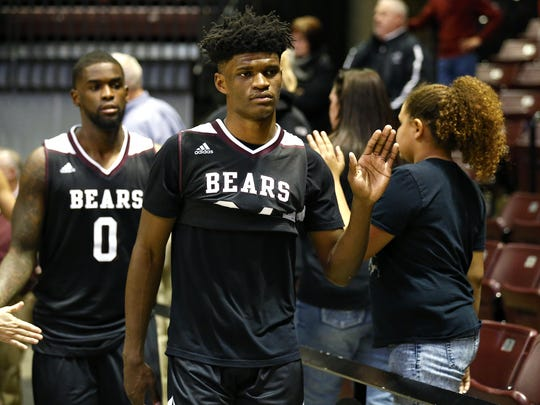 Missouri State Bears forward Alize Johnson