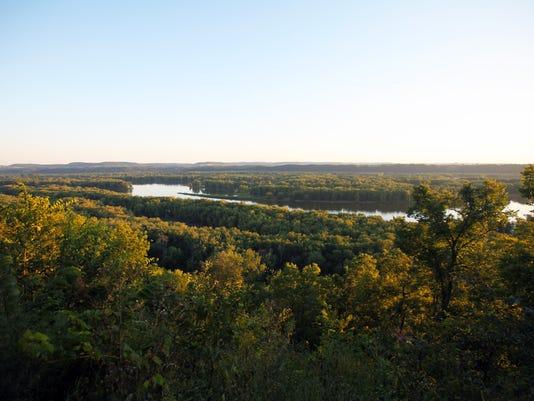 Nelson Dewey State Park
