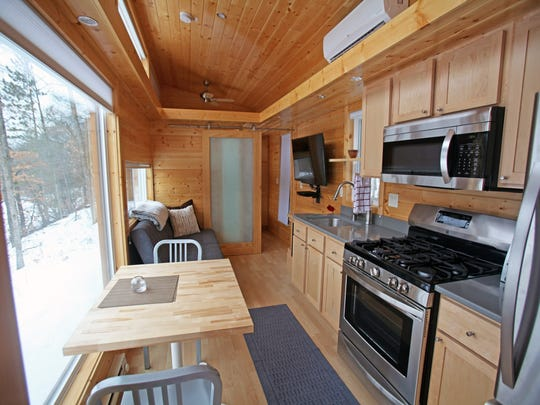 ESCAPE Village at Canoe Bay lets you live your tiny house dreams