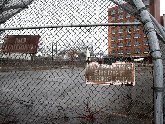 Queensgate Correctional  Facility closed in 2008 could