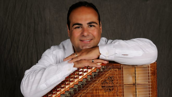 """Ara Topouzian will be performing live before the opening day showing of """"The Promise."""""""