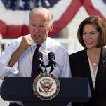 Biden rallies Dems to support Cortez Masto's Senate bid
