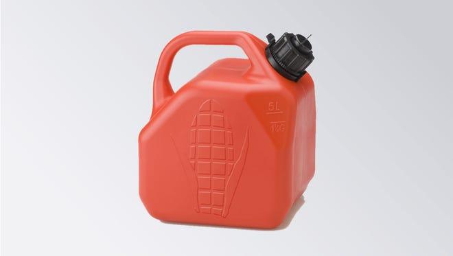 Ethanol can