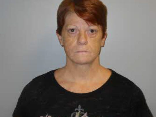 Janet Goodson, along with her husband and brother-in-law, pleaded guilty in June to their involvement in a series of breaking and entering incidents in Maggie Valley and Waynesville.