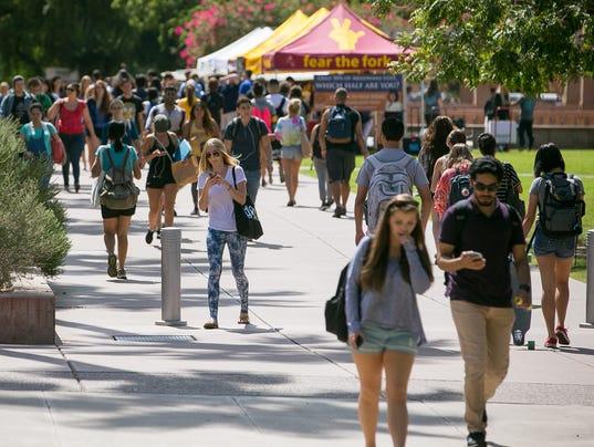 ASU Tempe campus