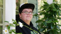 This Aug. 25, 2015, file photo shows Gavin Grimm on