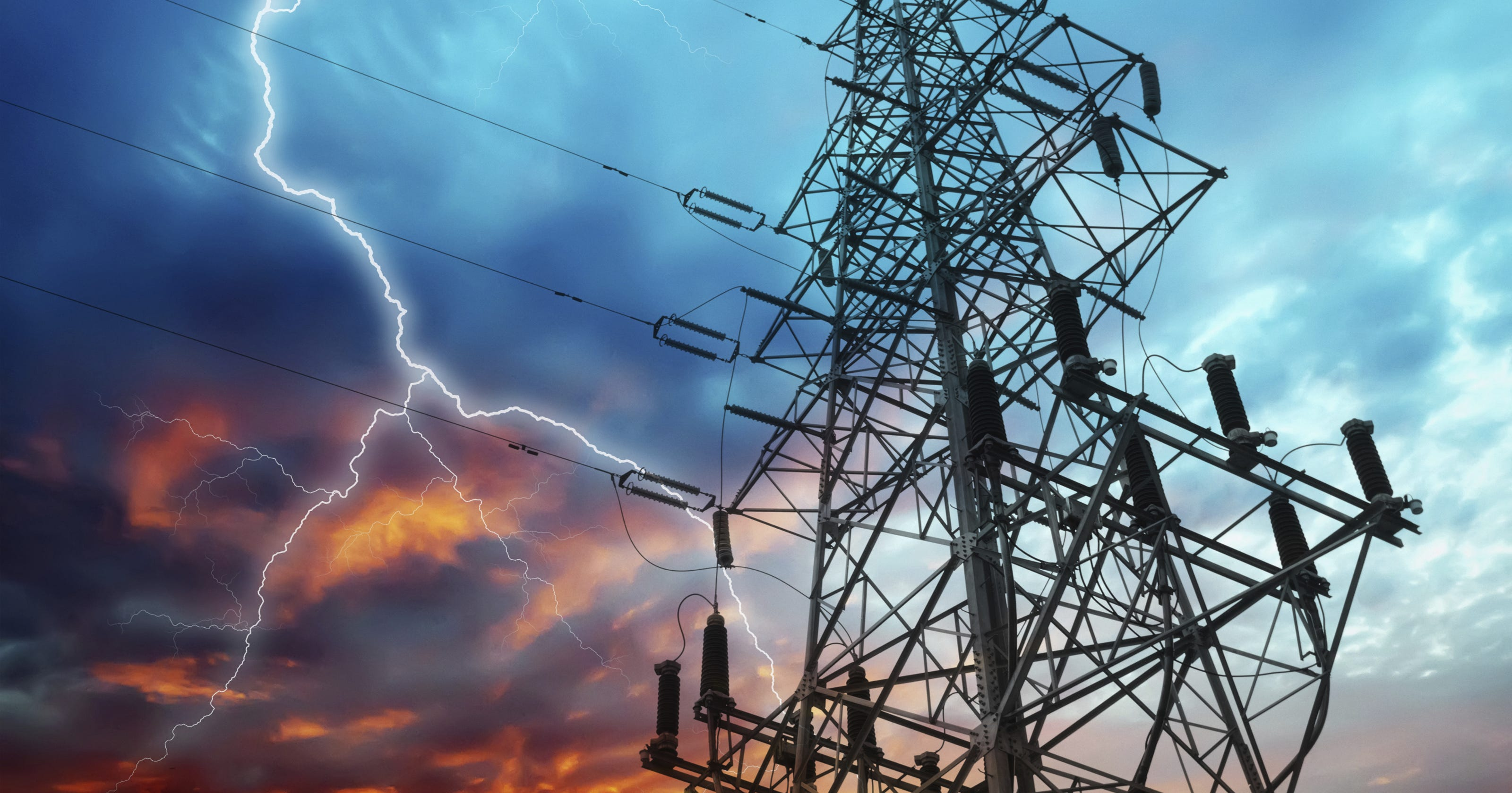 Strong Storms Cause Power Outages Across Lee