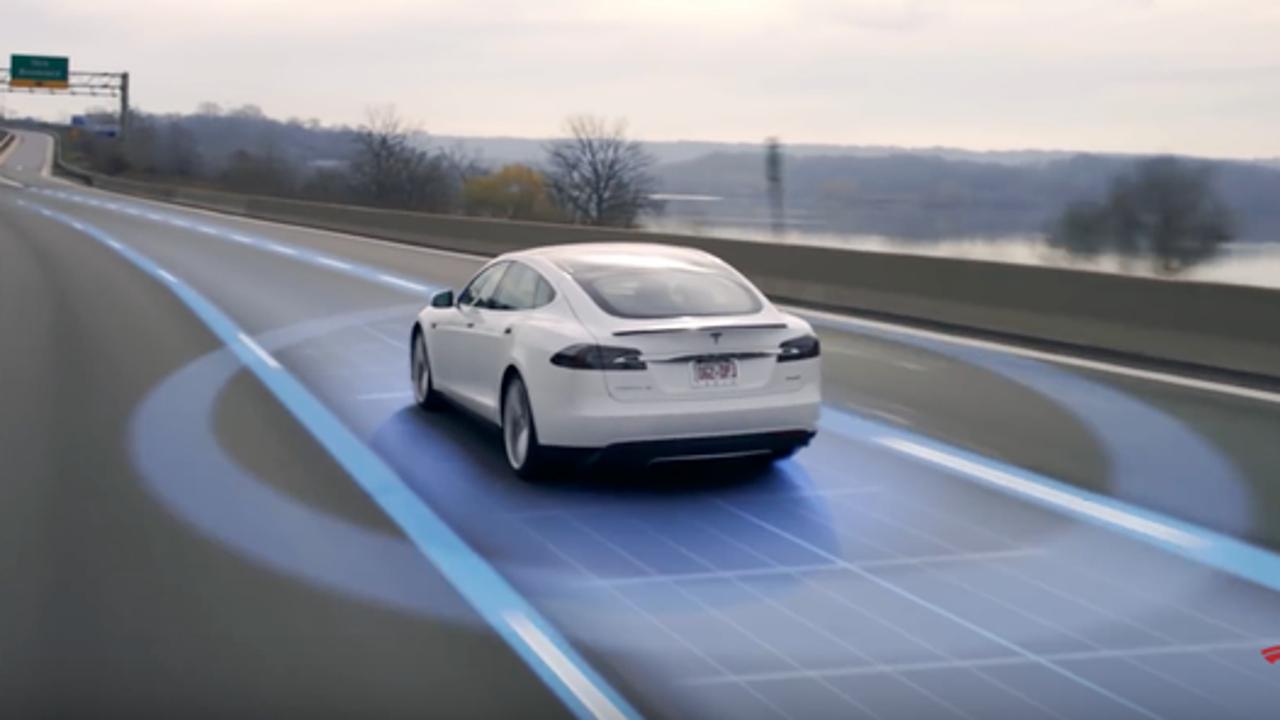 Tesla owner in china blames autopilot for crash
