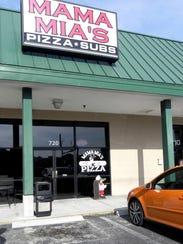 Mama Mia's new location on the corner of U.S. 41 North