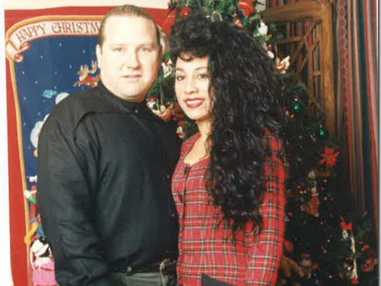Steve and Rosa Kuehnl in the 1980s.