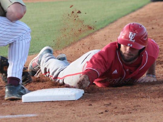 ULM vs ULL Baseball
