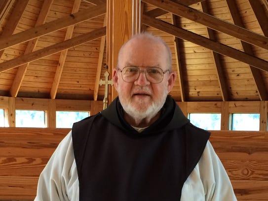 Father William Father William Meninger, a Trappist