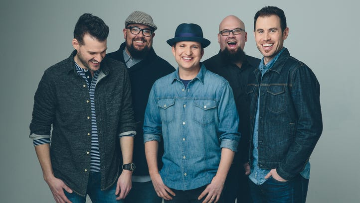 Top contemporary Christian music act Big Daddy Weave