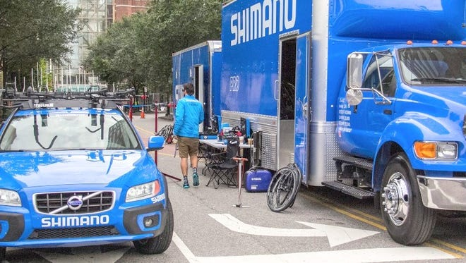Shimano will provide neutral race support for the annual Tour of the Gila that begins Wednesday in Silver City.