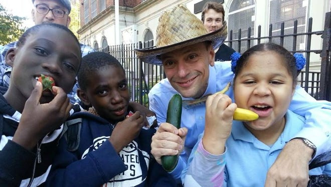 Stephen Ritz teaches in New York City's South Bronx, the poorest Congressional District in America. His big idea – pioneered in the Bronx, where 37% of residents are food-insecure – is to grow food indoors and outdoors, using low-cost portable technology.