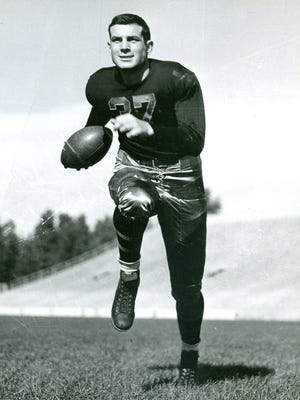 John Pingel, who starred for MSU in the late 1930s, is considered the Spartans' first great players.