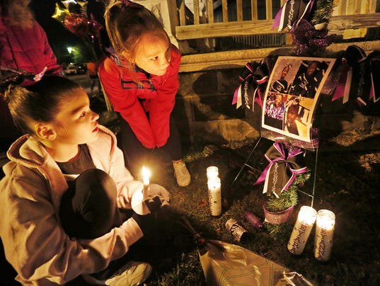 LAF Flora Candlelight Vigil