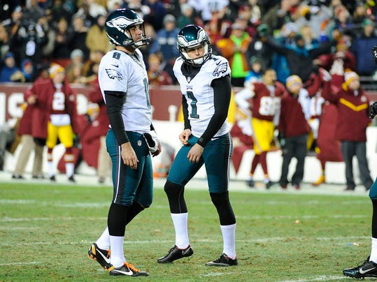 NFL: Philadelphia Eagles at Washington Redskins
