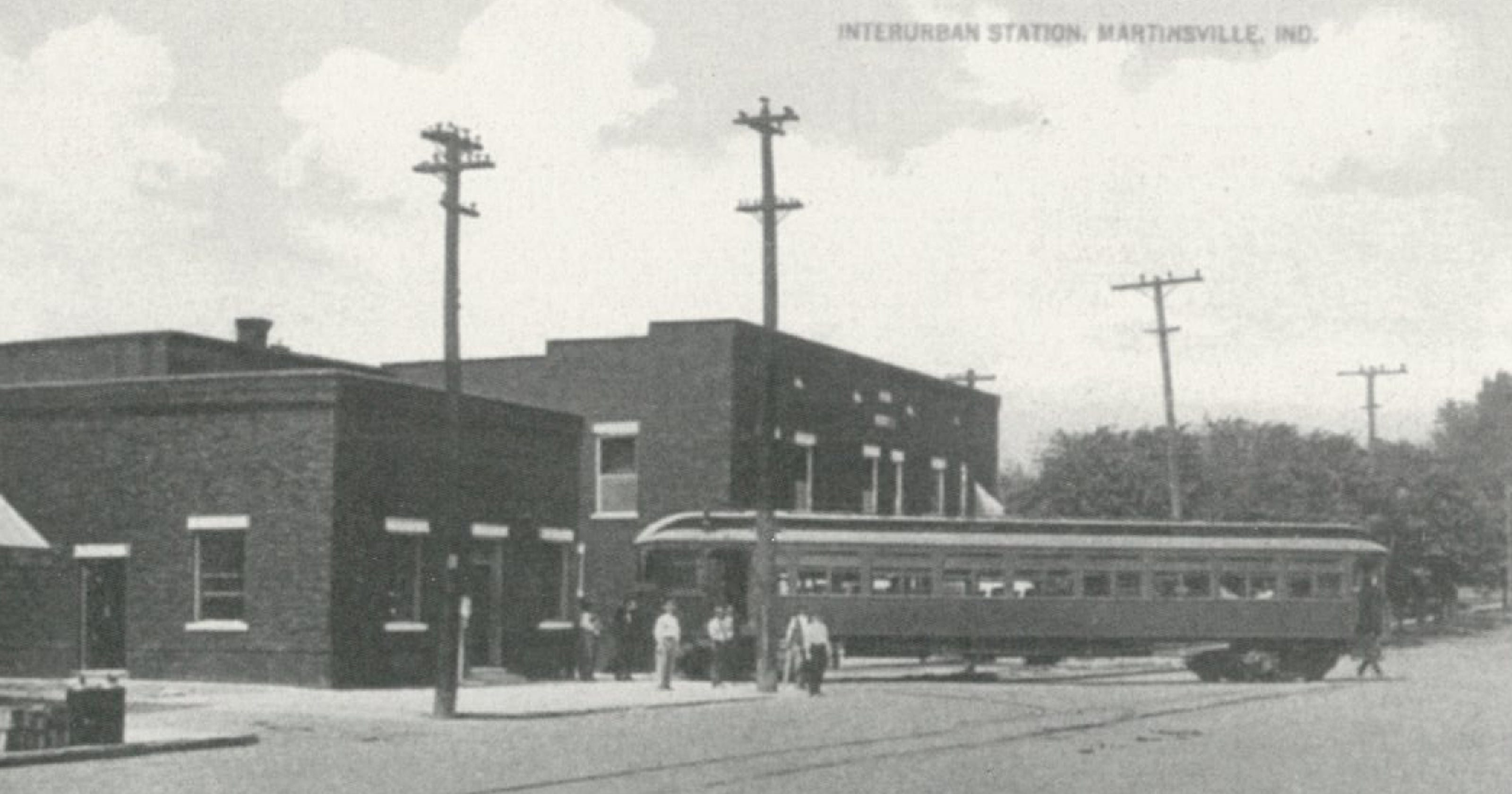 Retro Indy: Interurban streetcars of the early 1900s
