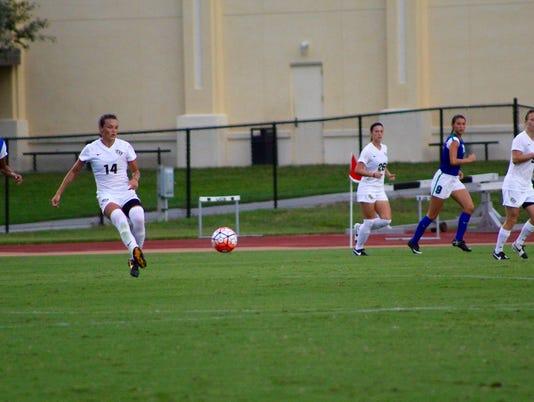 UCF women's soccer vs FGCU