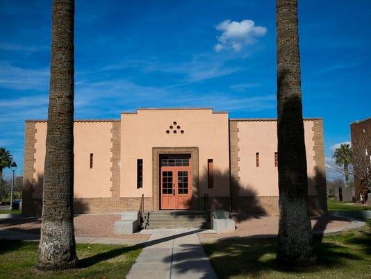 Phoenix Indian School building