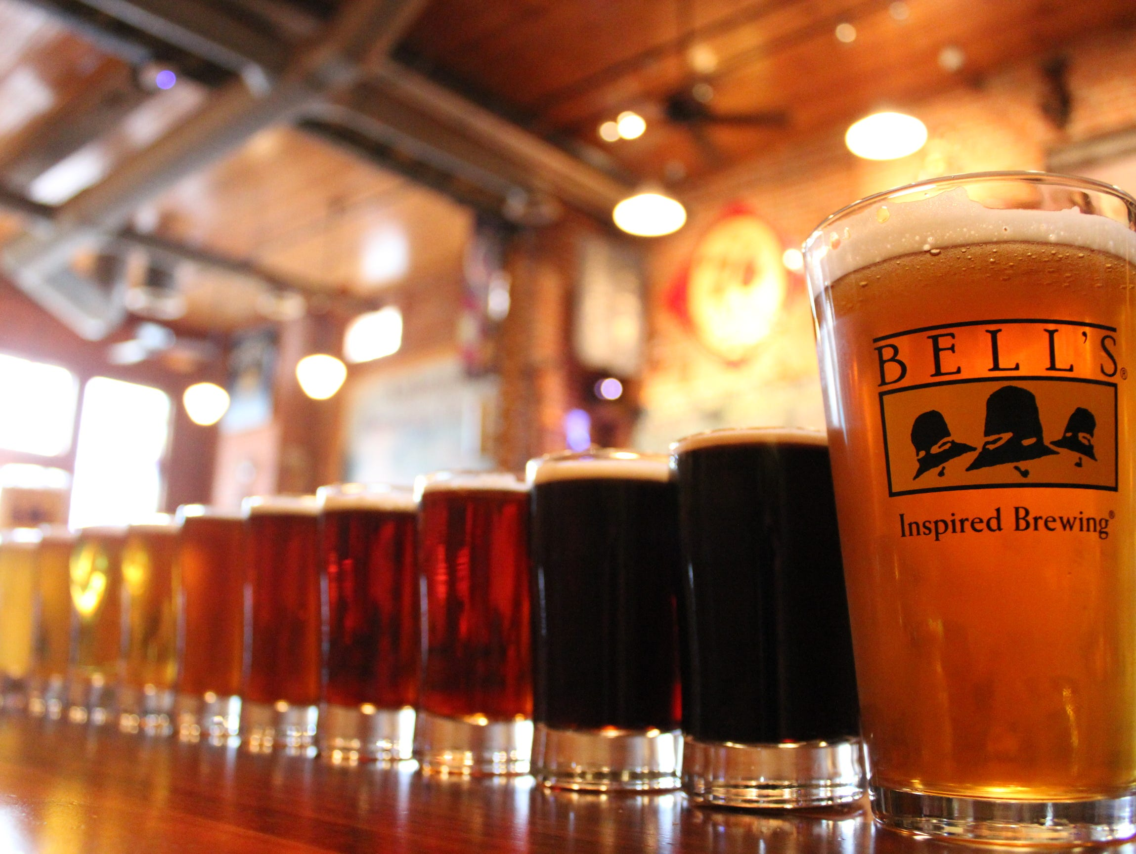 According to Michigan Brewer's Guild, there are 172 breweries in this state.