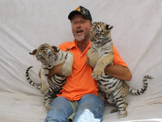 Title: Tim Stark, owner of Wildlife in Need Inc.