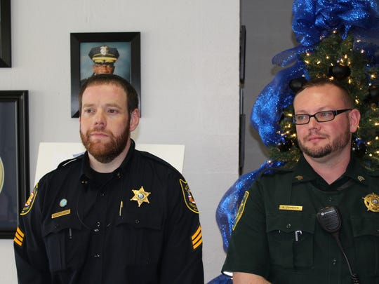"""""""This was an excellent opportunity to partner with the sheriff's department and help raise money for the American Cancer Society in its continued efforts of eliminating cancer,"""" Police Chief Julian Wiser said."""