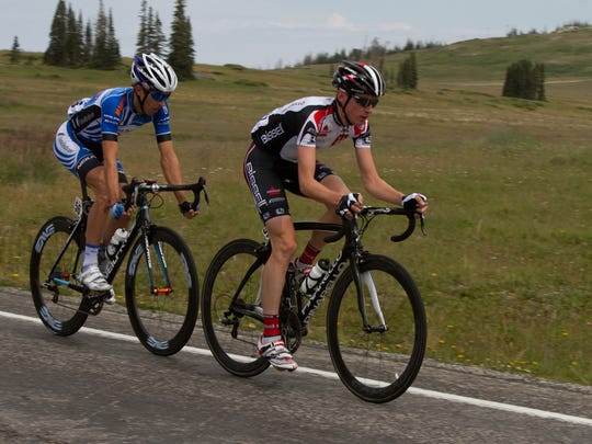 The route for the 2016 Larry H. Miller Tour of Utah