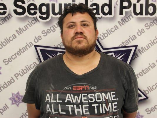 Juarez shooting suspect