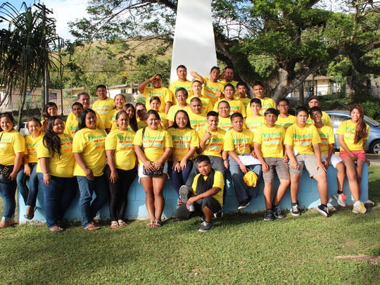 The Humatak Heritage Youth Group will host walking
