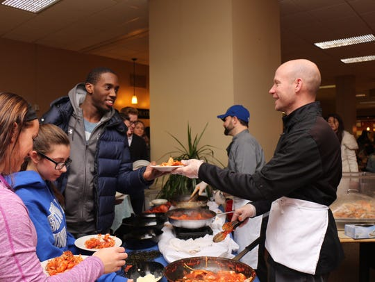 Kevin Willard has embraced Seton Hall's student-fans,