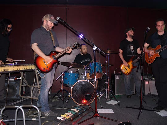 Fairmount will be among 20 bands playing The North Jersey Indie Rock Festival on Sept. 10 in Jersey City.