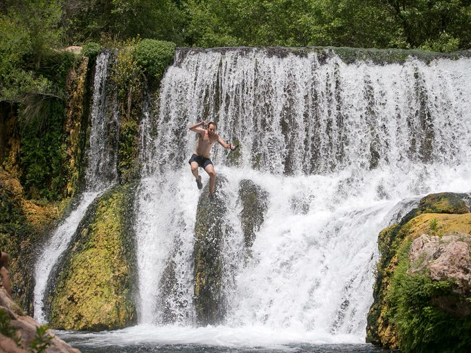 Popular Fossil Creek Hiking Trail Will Be Closed In July