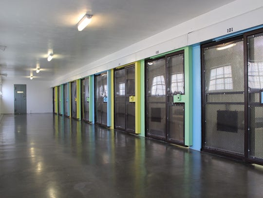 Special housing cells at an Oregon Department of Corrections