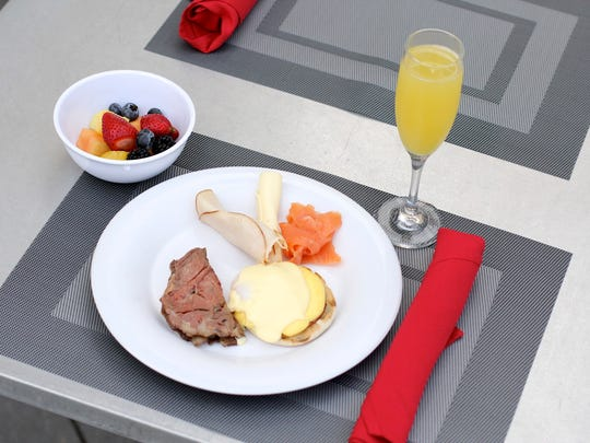 The French Press in Cape Coral now serves Sunday brunch.