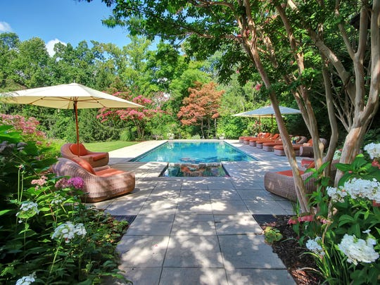 Tenafly backyard designed by Elle Rubach and Kelly