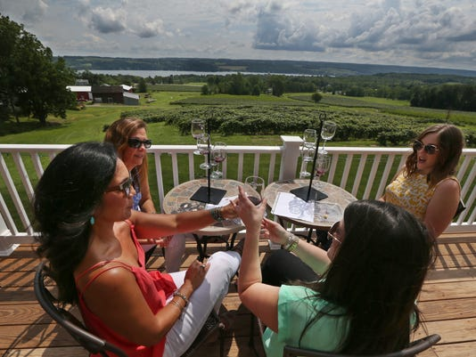 Vineyard View Winery Finger Lakes