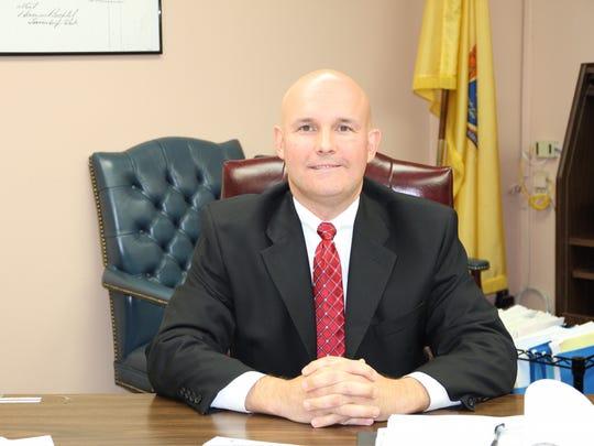 Saddle Brook Councilman David Gierek.