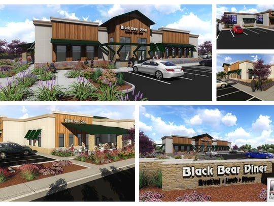 Black Bear Diner broke ground on Wednesday for a second location in Washington County.