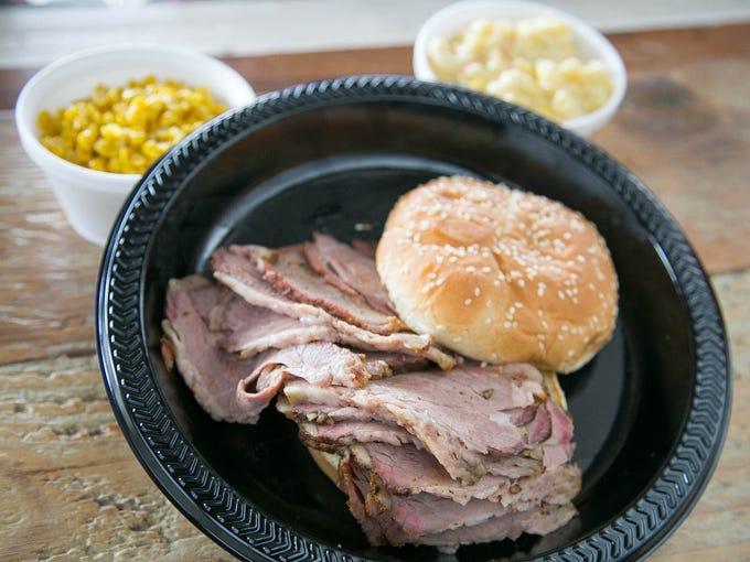Frasher's Smokehouse | Order turkey with gravy (10-24