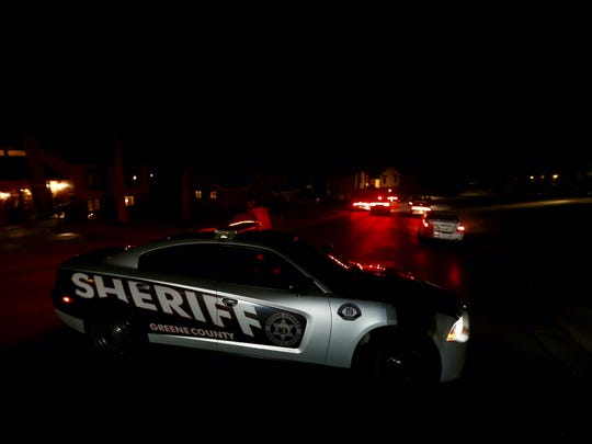 Greene County sheriff's deputies responded to a 911 call just east of U.S. 65 on Tuesday evening and found a woman dead. Sheriff Jim Arnott said they are considering the case a homicide.