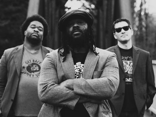 The Delvon LaMarr Organ Trio plays Plaid Room Records